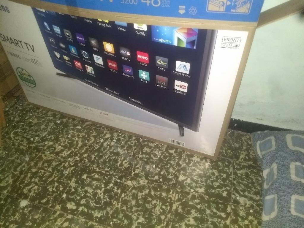 Se Vende Smartv Samsung de 48 Pulgadas