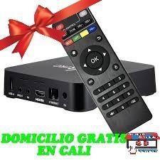 TV BOX ANDROID 7.1, 2 DE RAM 16 GIGAS DE MEMORIA INTERNA,