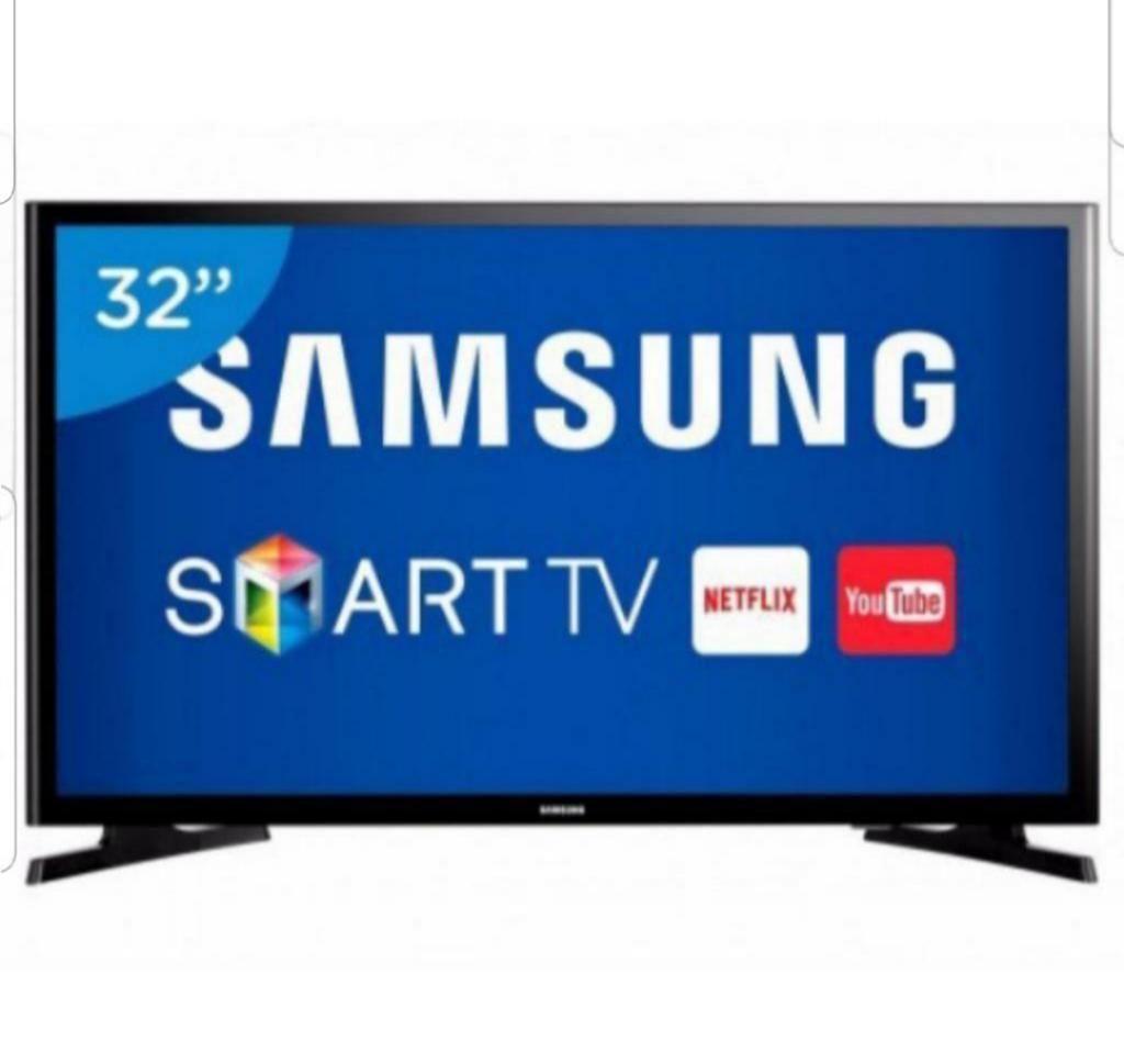 Televisor de 32 Pulgadas Samsung Smart