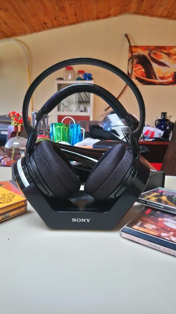 Audifonos Inalambricos Sony Estudio Grab