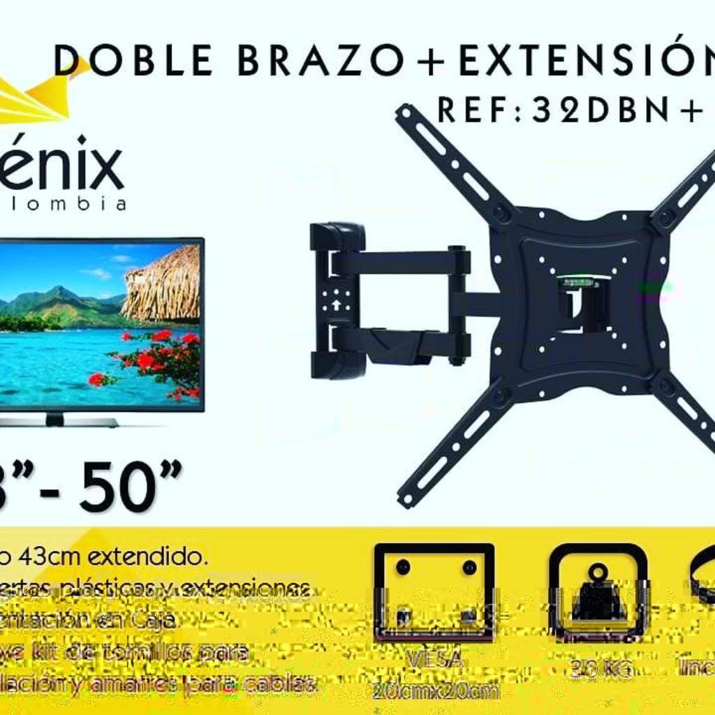 BASE DE TV SOPORTE DE TV DESDE 22 HASTA 46