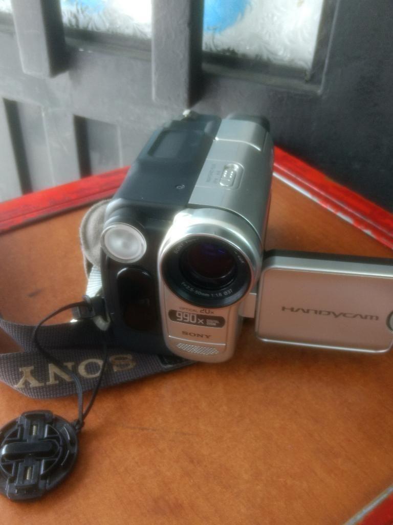 Camara de Video Sony.. Funcional