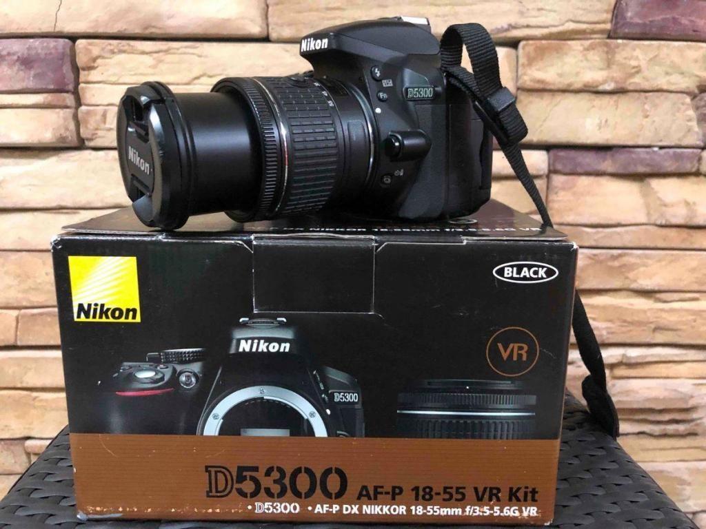 Cámara Nikon D Wifilente mm 24,2mpx Usada