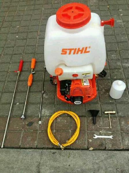 Fumigadora Stihl Sr410 Capacidad de 18 L