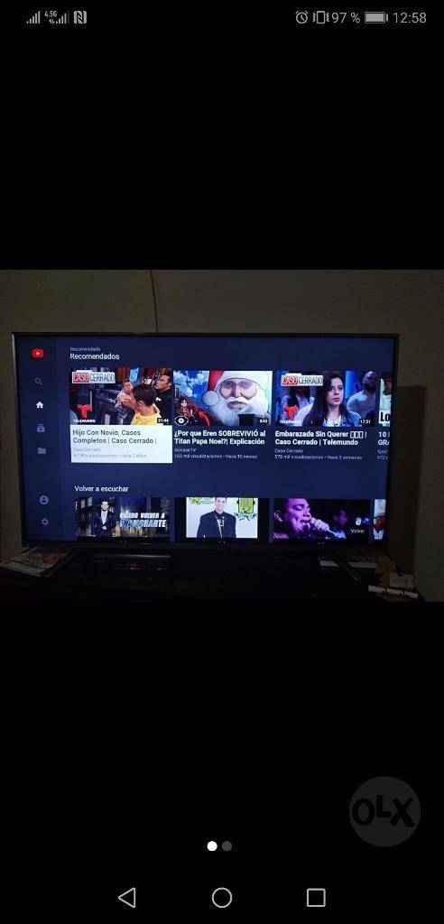 Se Vende Tv Kalley 49 Pulgadas