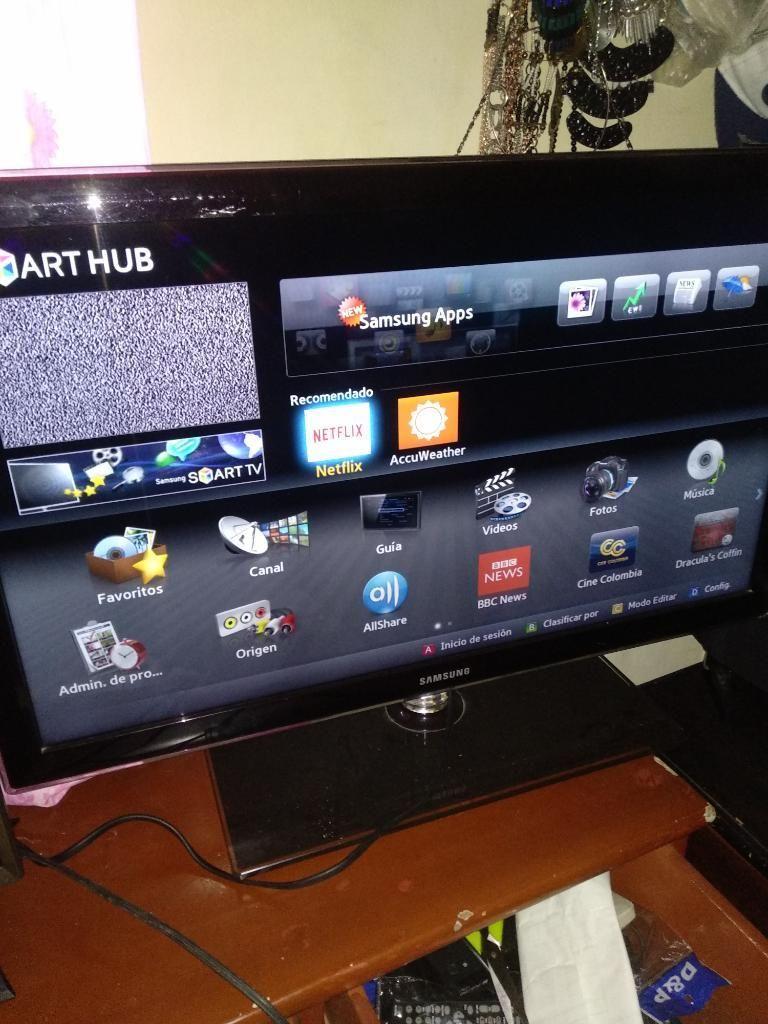 Smart Tv Samsung 32 Pulg Control Origina