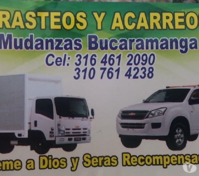 TODO EN MUDANZAS 3107614238