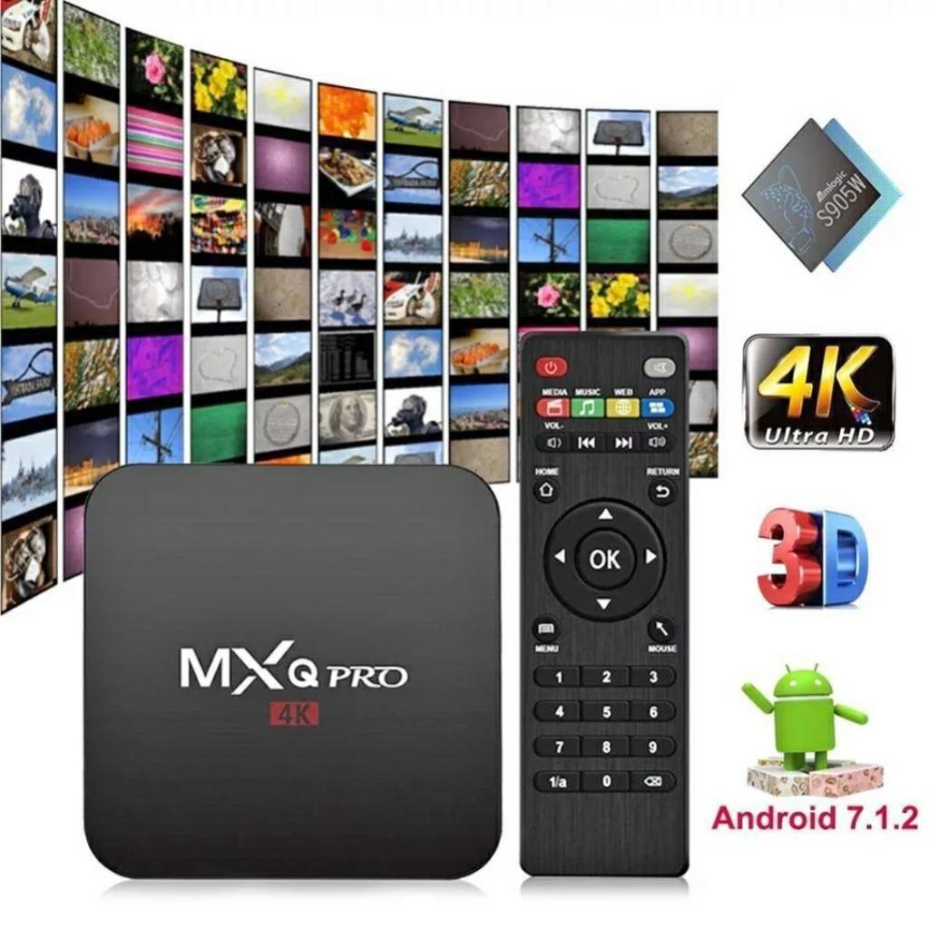 Tv Box Convierte Tu Tv Plasma en Smart