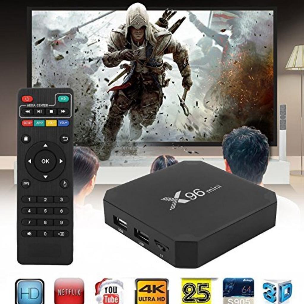 Tv Box X96 Smart Tv Box
