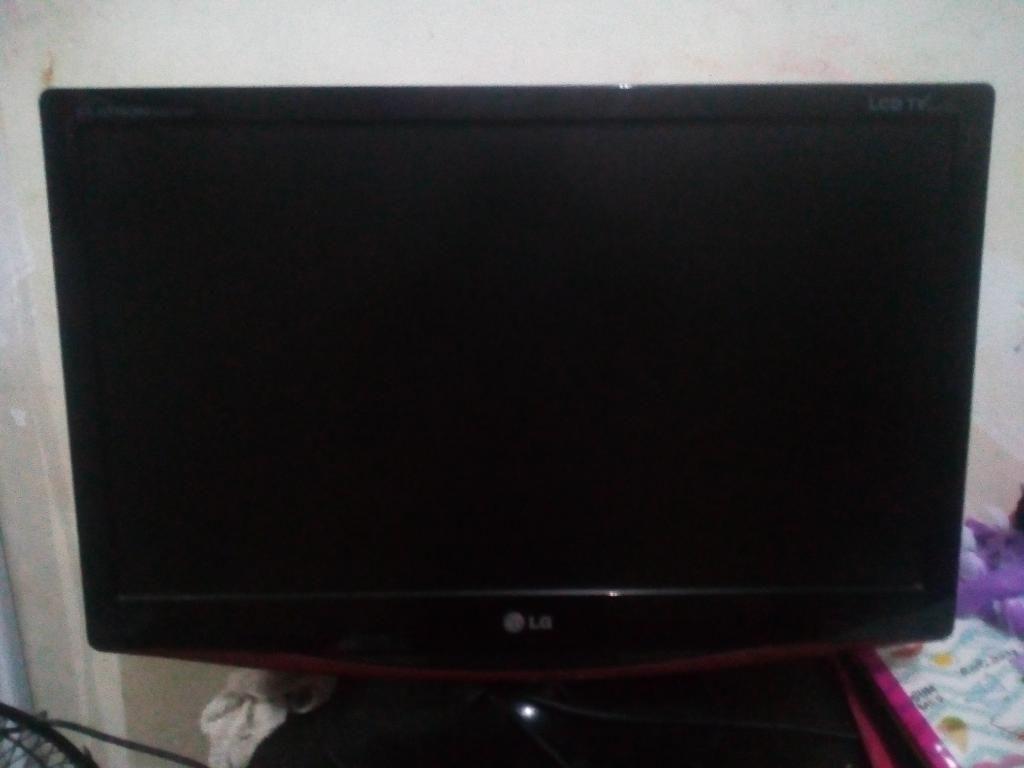 Vendo Tv Lcd Lg 22 Pulgadas