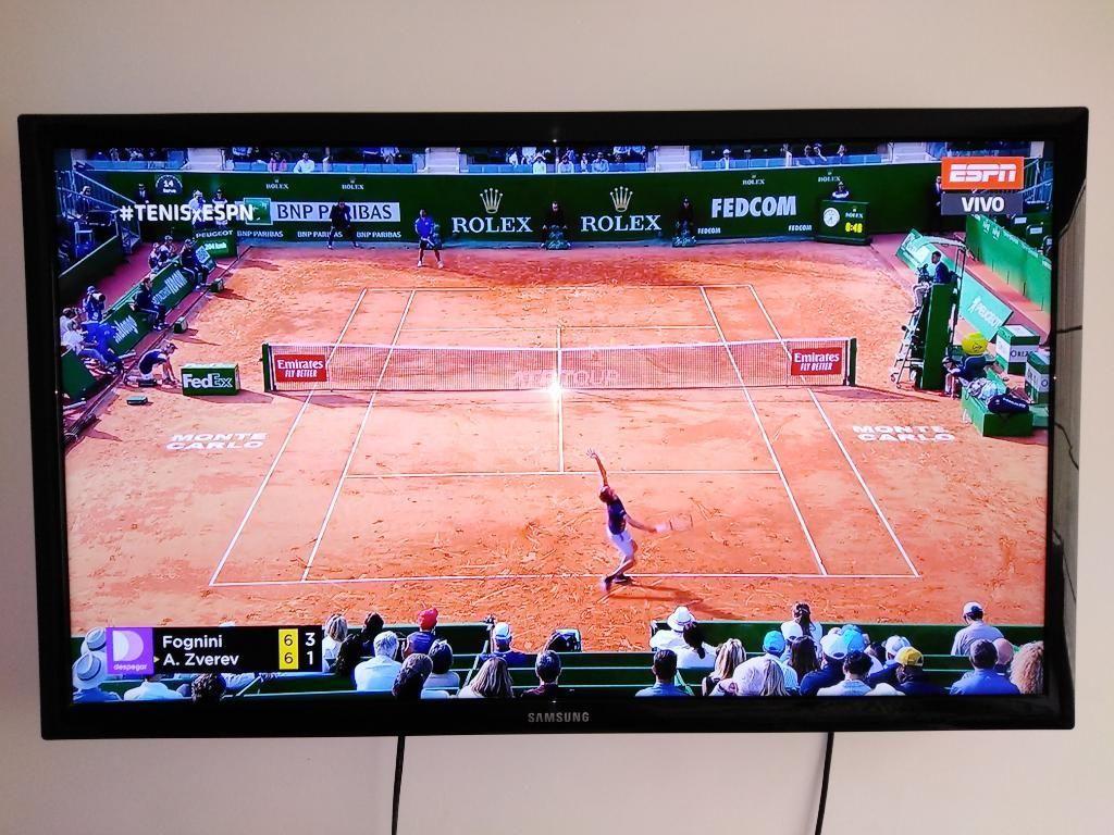 Vendo Tv Led 40'samsung Excelente Estado