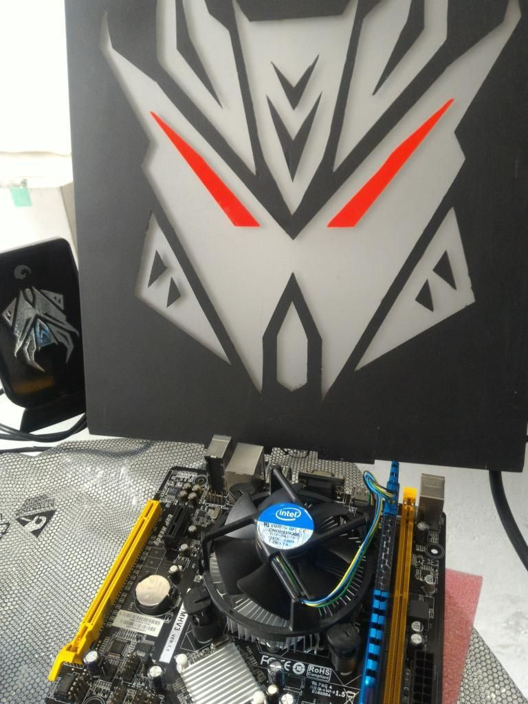 Board Procesador Ram Intel Core I
