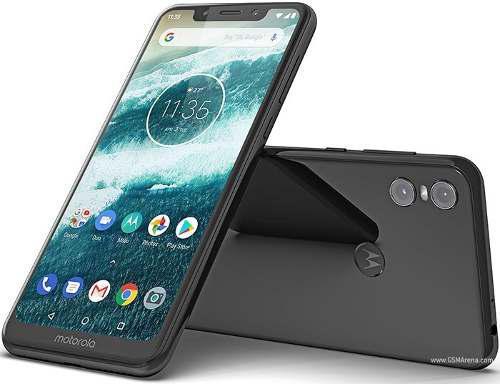 Celular Libre Motorola Moto One Ram 4gb 64gb Nfc