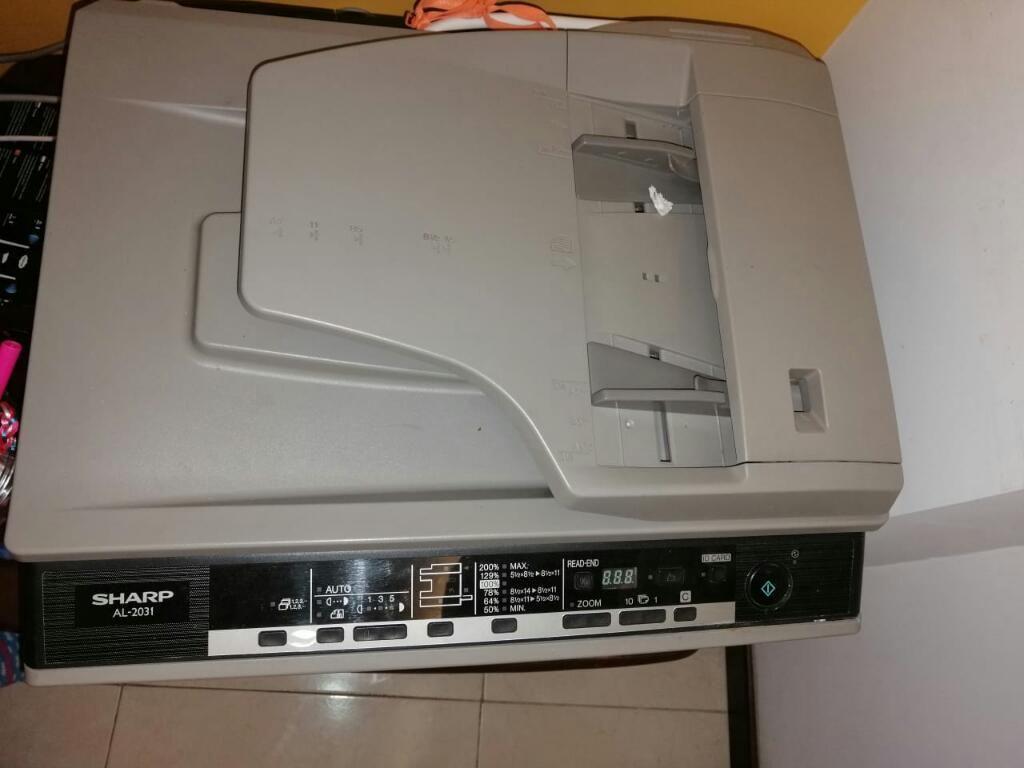 Fotocopiadora Multifuncional Sharp