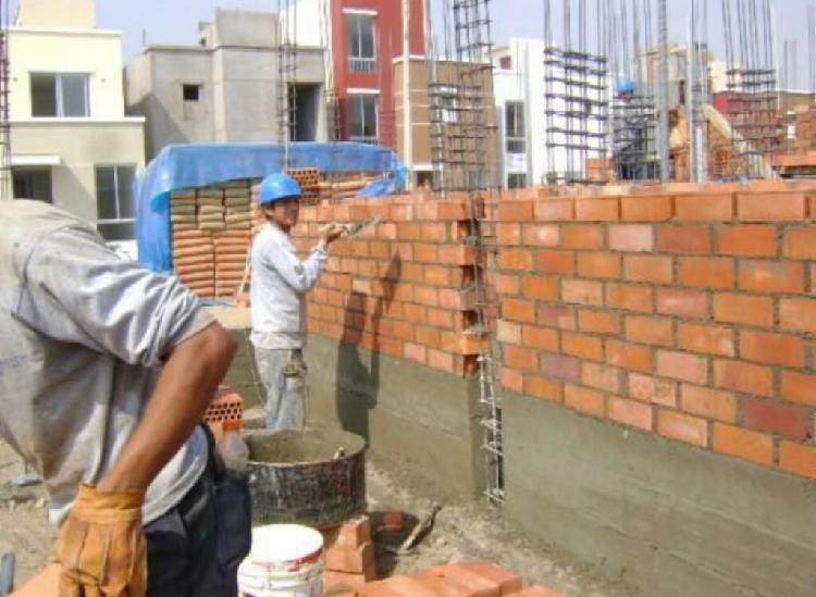 Se Necesita Personal para Construcción