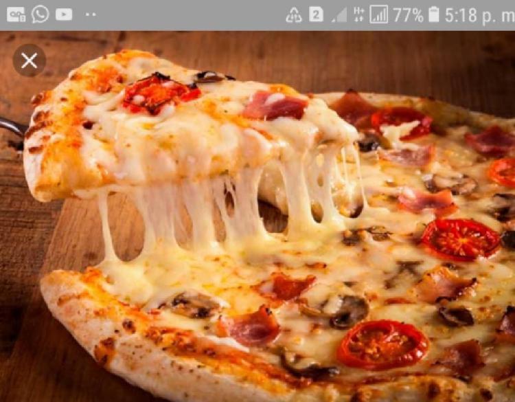 Se Necesita Pizzero Experto