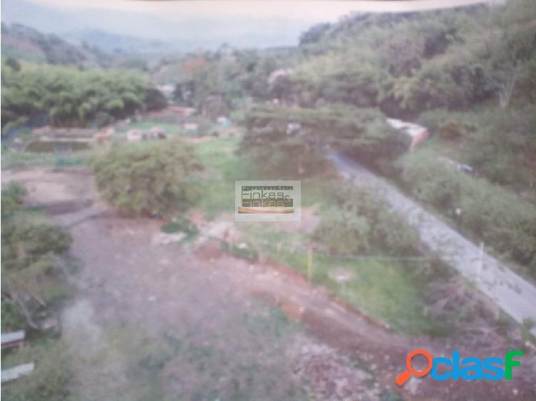 Se vende Lote en Rio Verde Calarcá