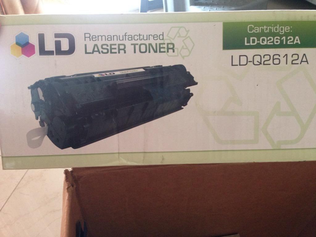 Toner Remanufacturado Nuevo para Laser