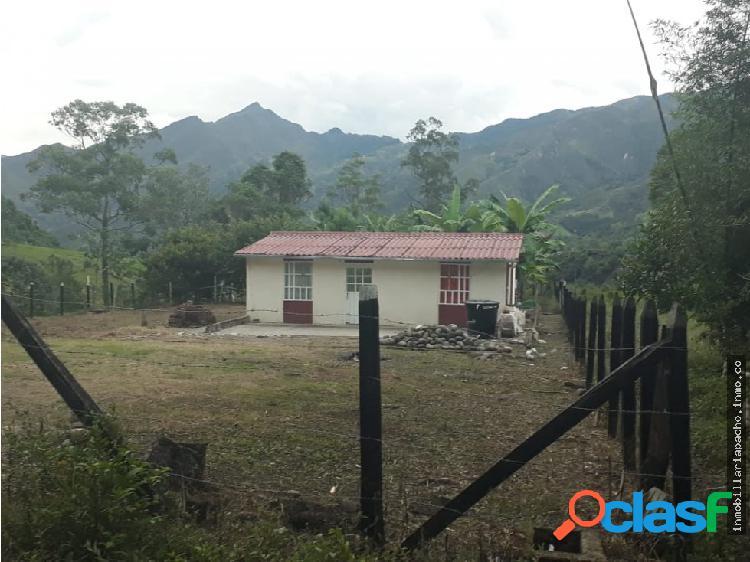 Vendo Casa Lote Pacho Cundinamarca 1.600 m² a