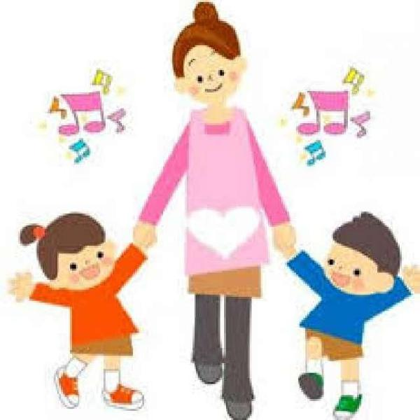 se cuidan niños y niñas