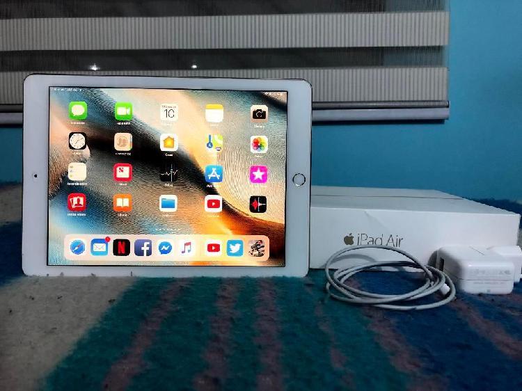 iPad Air 2 Lector de Huella 128gb Gold