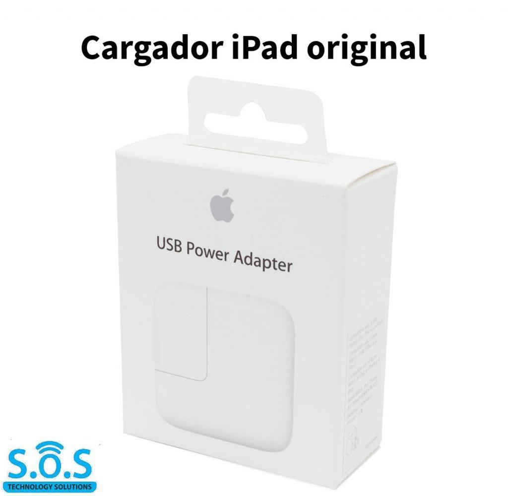 CARGADOR APPLE IPAD 12W USB ORIGINAL