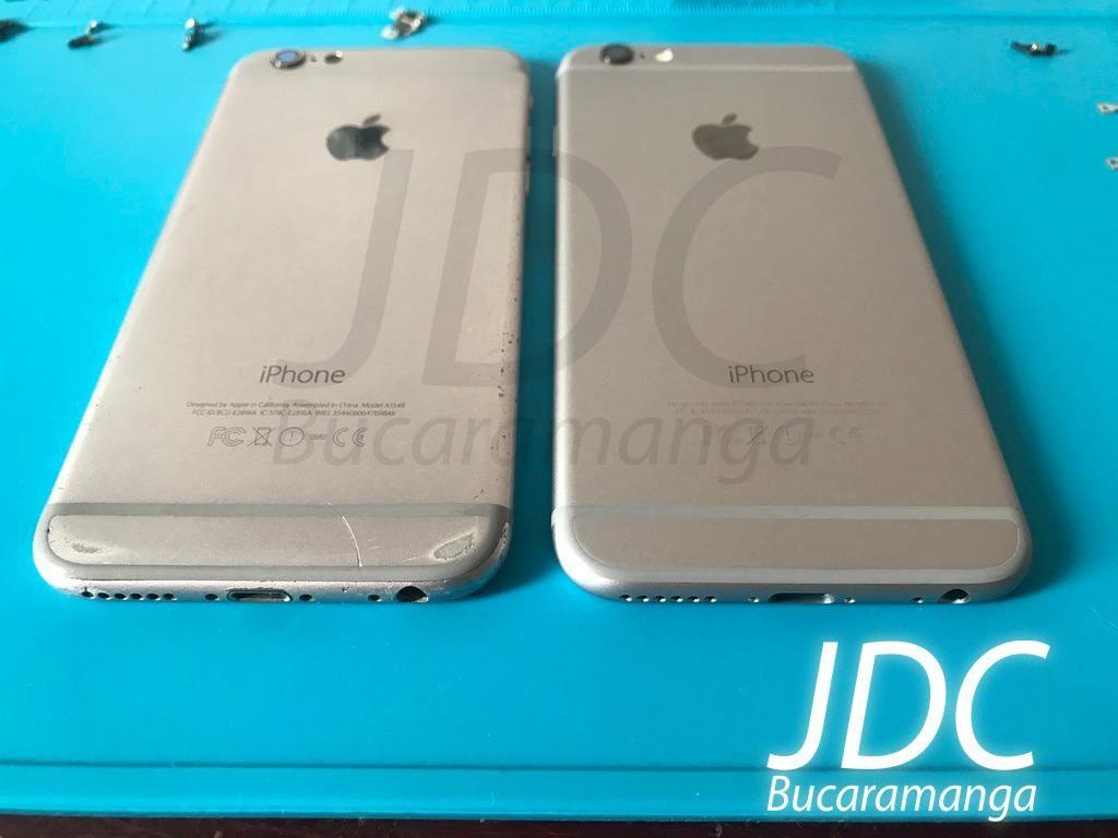 Cambio de Backover para tu iPhone.