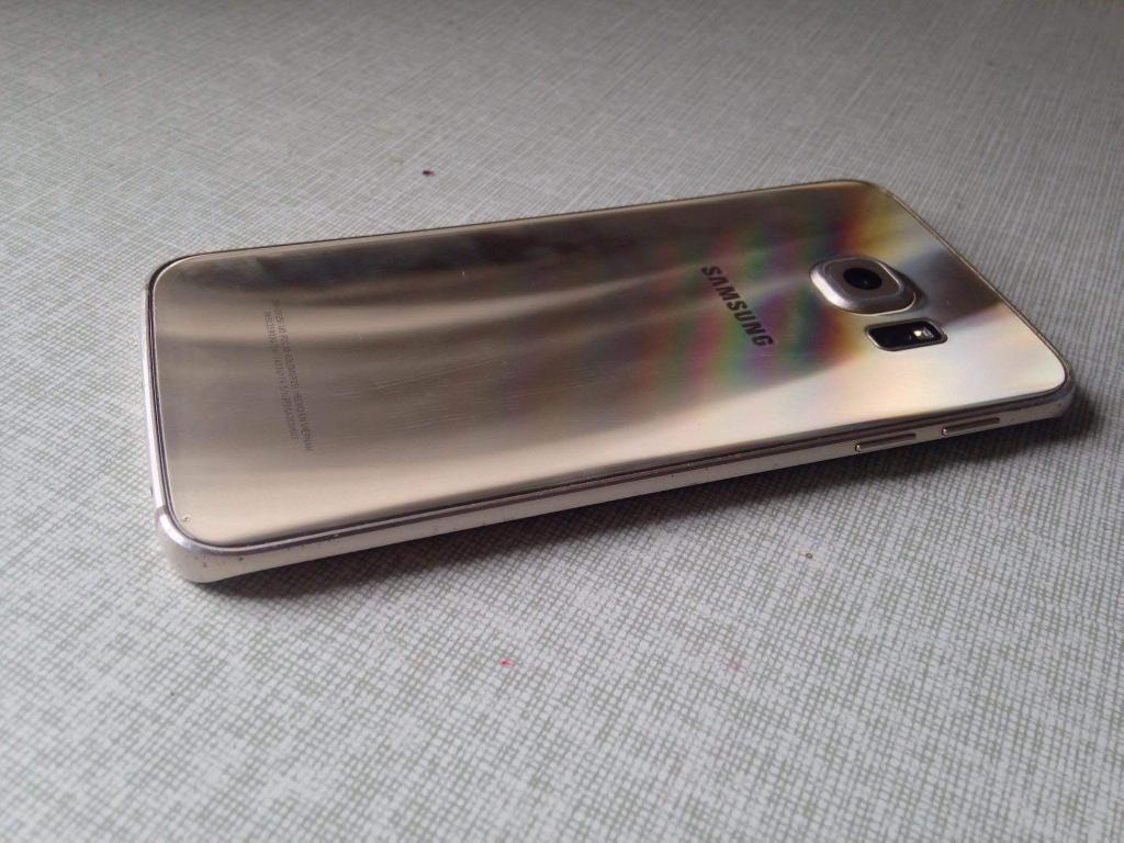 Samsung S6 Edge Cambio por iPhone 6s O 7