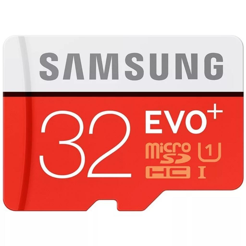 Tarjeta Micro Sd 32 Gb Samsung Clase 10