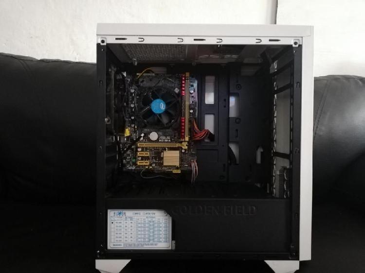 Torre Core i5 4ta Generación/ HDD 1 TB/ DDR3 Corsair 4 Gb/