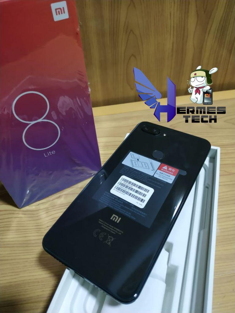 Xiaomi mi 8 Lite 64GB Negro