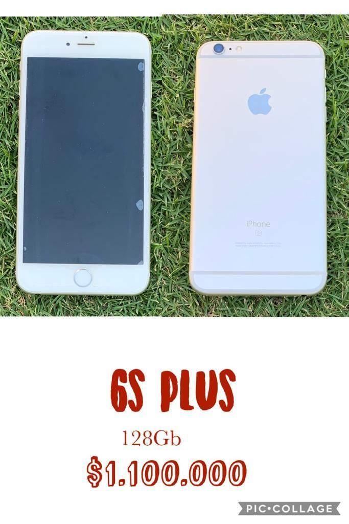 iPhone 6S PLUS 128Gb Blanco