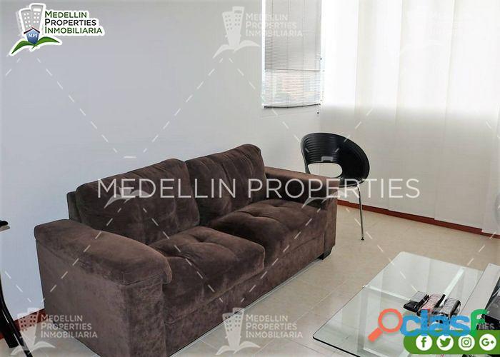 Alquiler de Apartamentos Amoblados por dias en Medellín