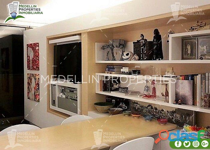 Apartamentos Amoblados Baratos en El Poblado Cod: 4998