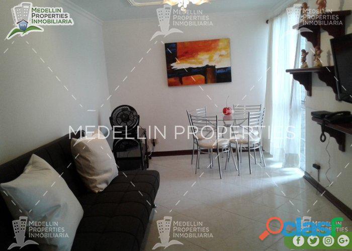 Apartamentos Amoblados Baratos en Medellin Cod: 5070