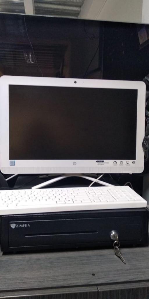 COMPUTADOR TODO EN UNO HP 4 RAM