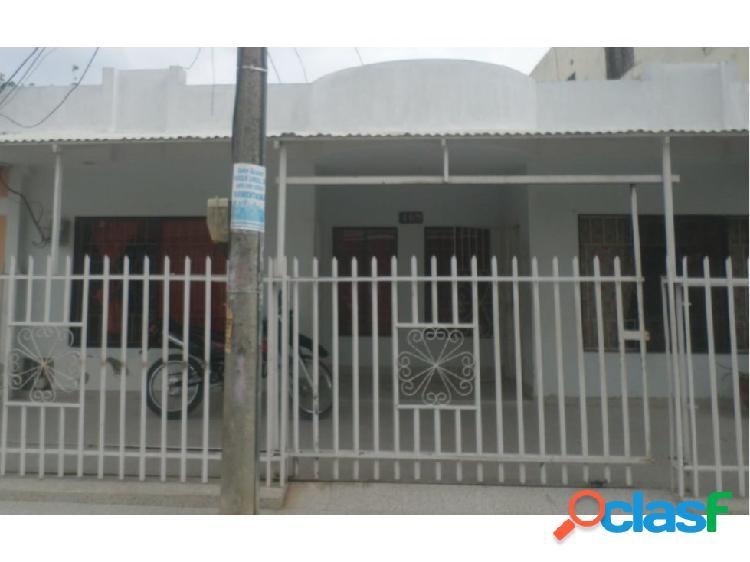 Casa con dos apartamentos en el barrio La Granja