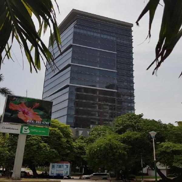 Cod. ABATL230 Oficina En Arriendo En Barranquilla Alto Prado