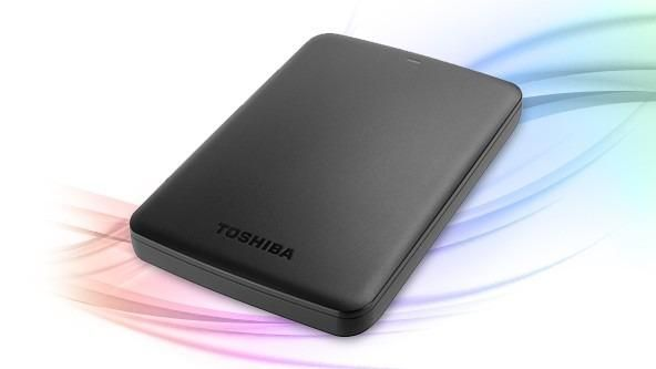 Disco Duro Externo Toshiba 1 Tb Usb 3.0 ORIGINAL