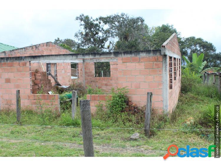 Vendo Casa Lote Pacho, Cund, 224 m² A 5 km