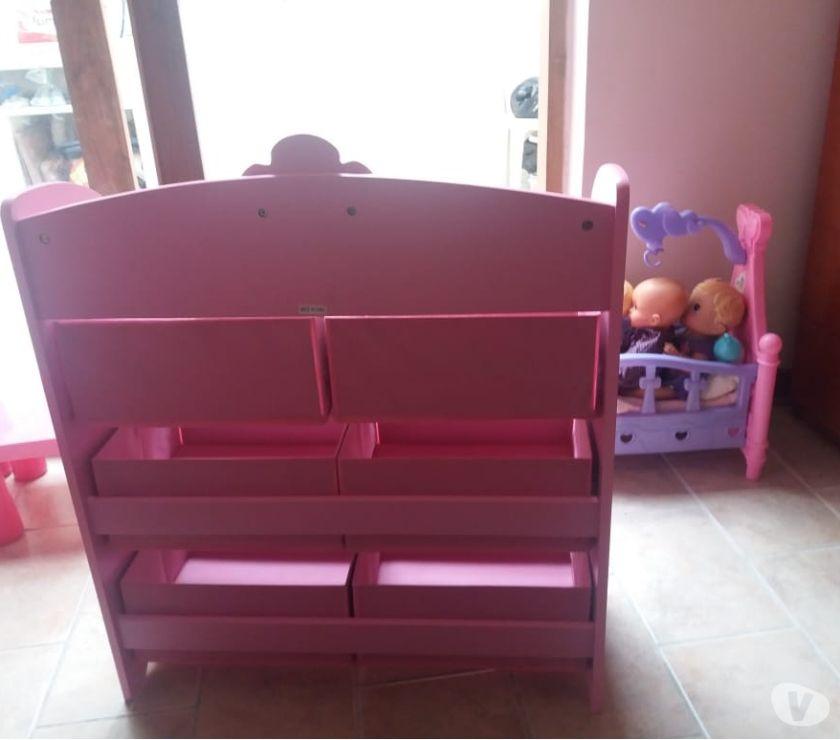 se vende mueble para niña