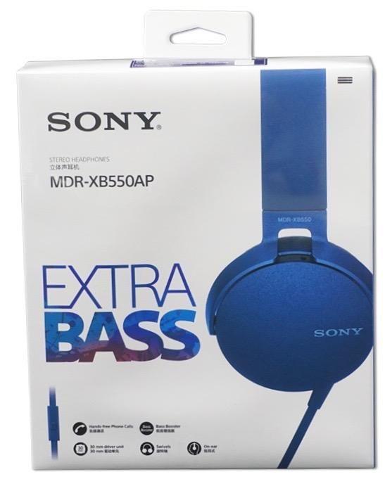 Audifonos Sony Extra Bass Originales !!!