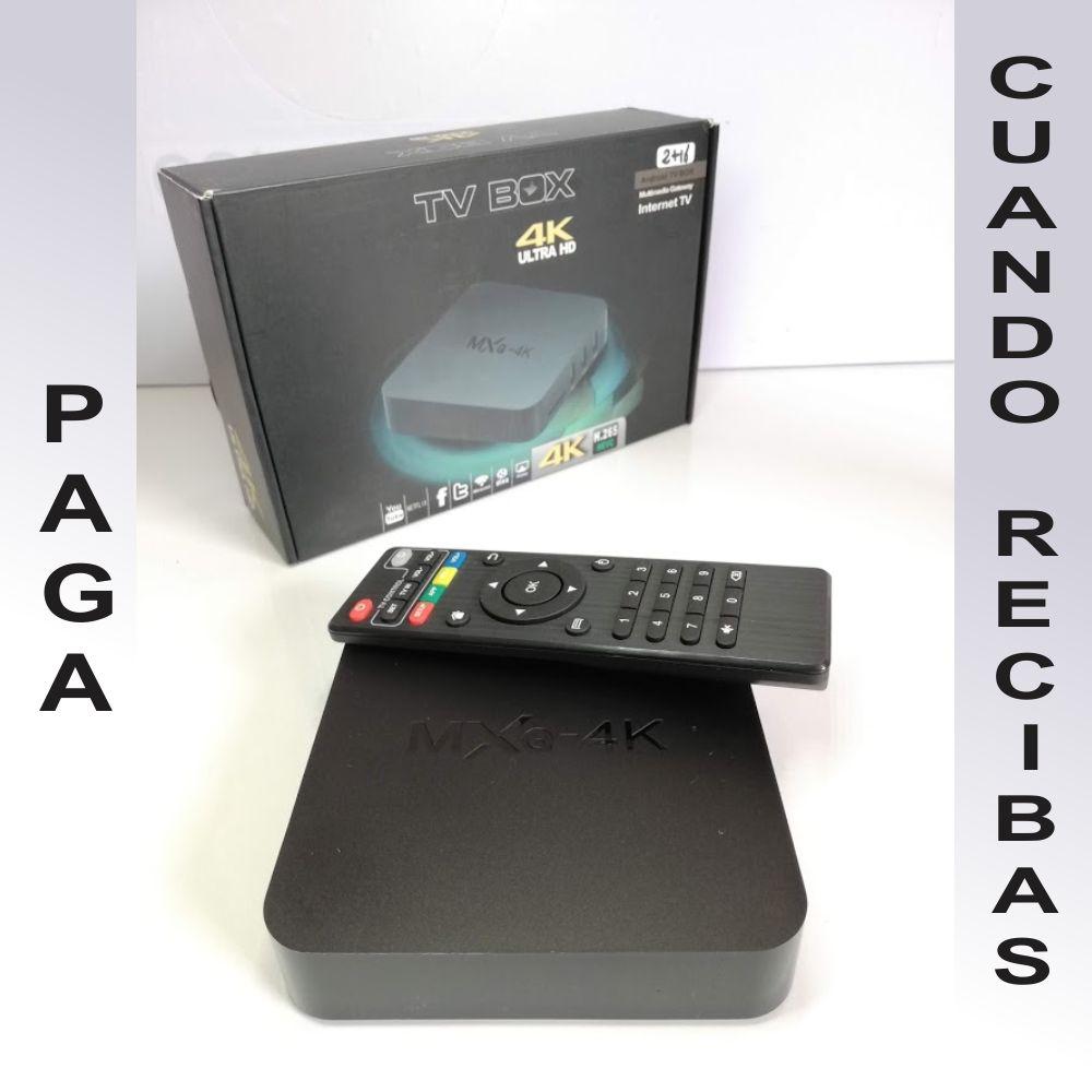 Convertidor a smart TV TvBox 1GB RAM 8GB ALMACENAMIENTO