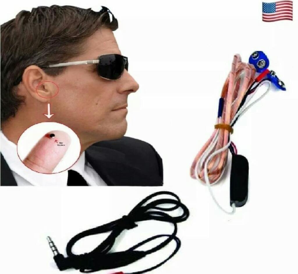 Micro Audífono Inalámbrico Invisible