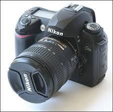 Se Vende Camara Nikon D70, Accesorios.