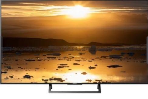 TV de 65 4K HDR Smart TV Serie X727E