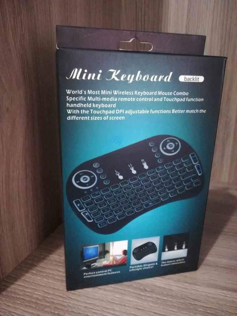 Vendo Teclado Smart Tv