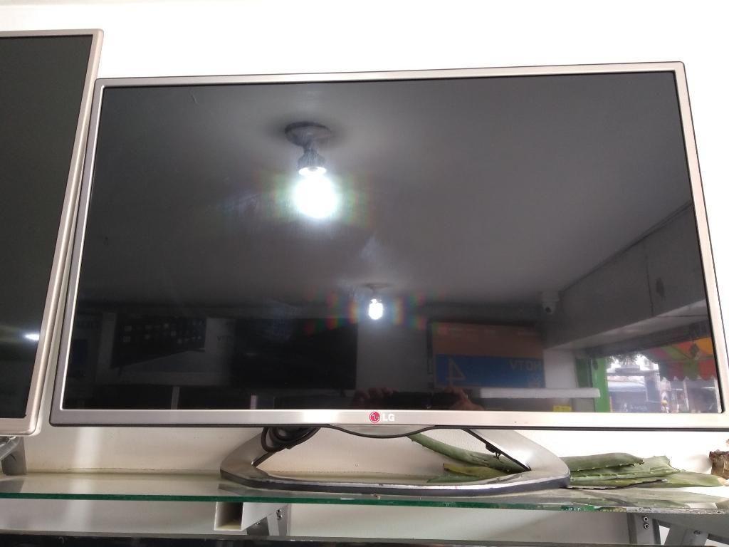 Vendo Tv Lg de 32 Led con 3 D