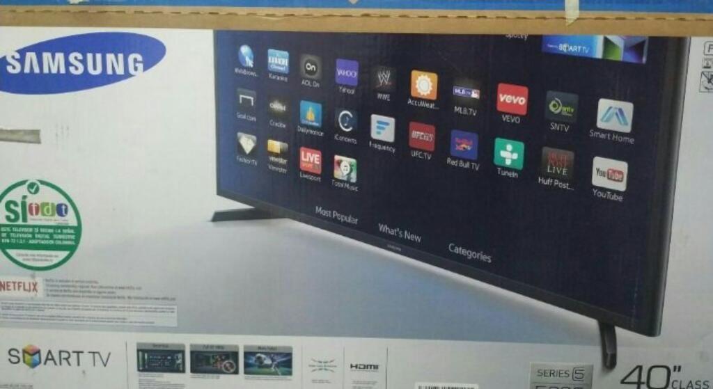 Vendo Tv Samsung 40