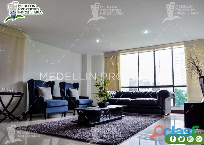Alquiler de Apartamentos Amoblados en Medellín Cód: 4882